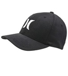 Hurley Guys' One & Only BW Flexfit Hat
