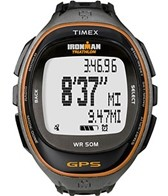 Timex Ironman Run Trainer GPS S+D Watch