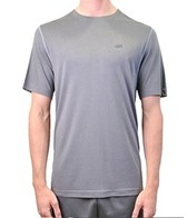Alo Men's Bamboo Short Sleeve Yoga Tee