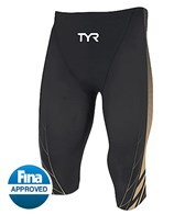 TYR AP12 Men's Credere Compression Speed High Short Tech Suit
