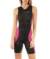Skins TRI400 Women's Compression Tri Suit with Front Zip
