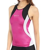 Skins TRI400 Women's Compression Racer Back Top