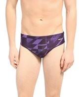 Sporti Polyester Geo-Lectric Swim Brief
