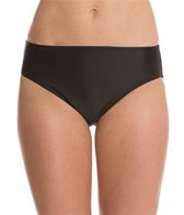 Aerin Rose Basic High Waist Brief