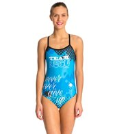 Hardcore Swim NEGU Womens Cali Back Swimsuit