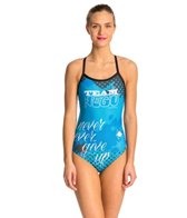 Hardcore Swim NEGU Womens Cali Drag Suit