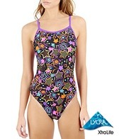 Sporti Astro Thin Strap Swimsuit