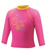 Speedo Kids' UV Long Sleeve Sun Shirt (2T-6X)