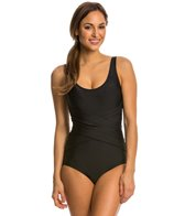 Speedo Criss Cross Front One Piece