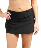 Speedo Swim Skirt with Compression Short