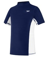 Speedo Kids' Short Sleeve Rashguard