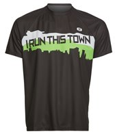 Sugoi Men's I Run This Town Short Sleeve