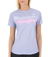 Sugoi Women's I Run This Town Short Sleeve