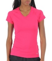 Columbia Women's Total Zero Short Sleeve V-Neck Top