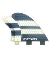 FCS V2 PC Tri-Quad Fin Set - Medium