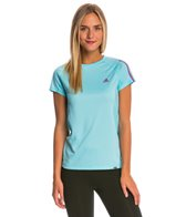 Adidas Women's Terrex Swift Short Sleeve Running Tee