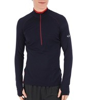 Icebreaker Men's Relay Long Sleeve Running Half Zip