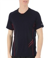 Icebreaker Men's Sonic Running Short Sleeve Crewe