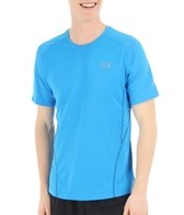 Mountain Hardwear Men's Way2Cool Running Short Sleeve T