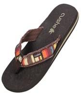 Cushe Men's Forensic Flop Canvas Sandals