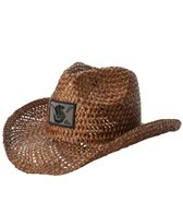 Quiksilver Ranger Straw Cowboy Hat