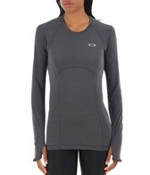 Oakley Women's Warm It Up Running Top