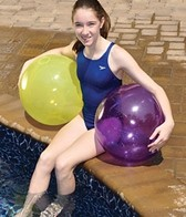 Swimline Candy Transparent 20 Beach Ball