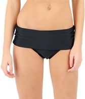 Seafolly Women's Matt Swim Skirted Pant