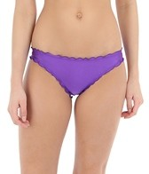 Seafolly Women's Shimmer Mini Hipster Bottom