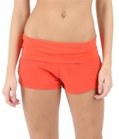 Seafolly Women's Kauai Roll Top Stretch Boardshort