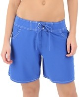 Seafolly Women's Barracuda Mid Length Boardshort