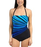 Reebok Fitness Swim Vanishing Light Strapless