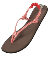 Sanuk Women's Rasta Knotty Sandals