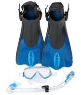 Cressi Palau Saf Bag Snorkel Combo