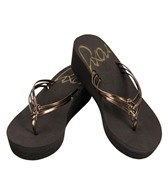 Roxy Girls Palmilla Wedge Sandals