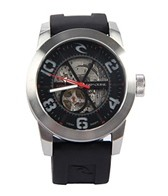 Rip Curl Guys' R1 Automatic Silicone Watch