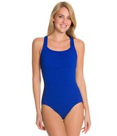 Penbrooke Krinkle D-Cup Active Back One Piece