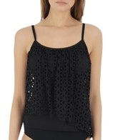 Luxe by Lisa Vogel Pandora Sway Tankini Top