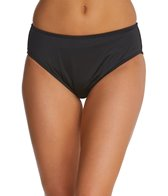 24th & Ocean Solid Hi-Waist Bottom