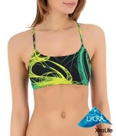 Sporti Light Wave Y-Back Workout Bikini Top