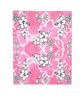 Kaufman Sales Hibiscus Beach Blanket Towel 60 x 70