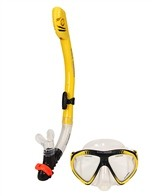 U.S. Divers Magellan Purge LX/Tucson LX Snorkel and Mask Set