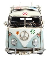 Wet Products Classic Peace Van 8 W/ Rack