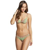 Solar Women's Tan Thru Missoni Bikini Set