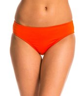 Kenneth Cole Reaction Ruffle-Licious Solid Hipster Bottom