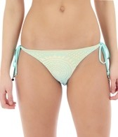 Bettinis On Vacation Katie Crochet Tie Side Bottom