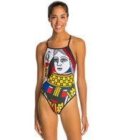 Turbo Queen of Hearts Training Swimsuit