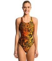 Speedo Splatter Splash Super Pro Swimsuit