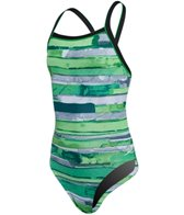 Speedo Color Stroke Flyback Youth