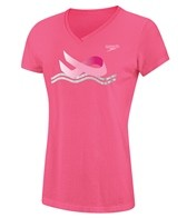 Speedo Women's BS4H Ribbon S/S Tee